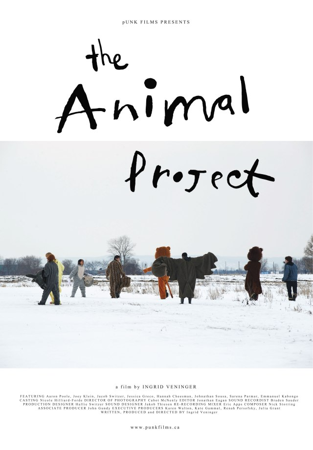 AnimalProjectPoster